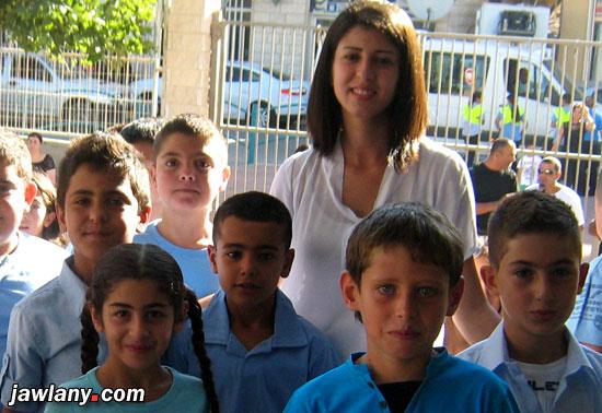 5834 طالباً في مدارس الجولان هذا العام
